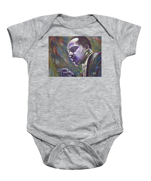 Demonstrations With Dignity Baby Onesie