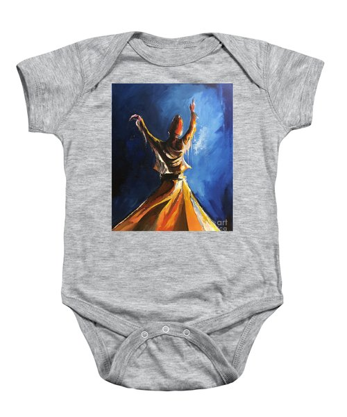 Devotion  Baby Onesie