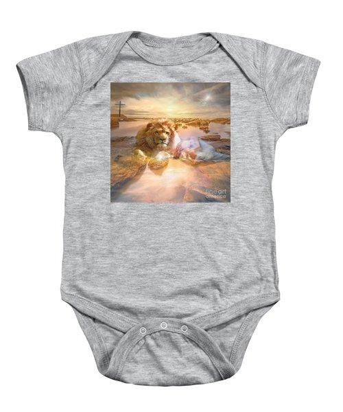 Divine Rest Baby Onesie
