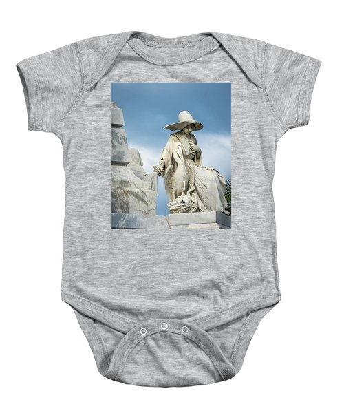 Do Not Forget Me Baby Onesie