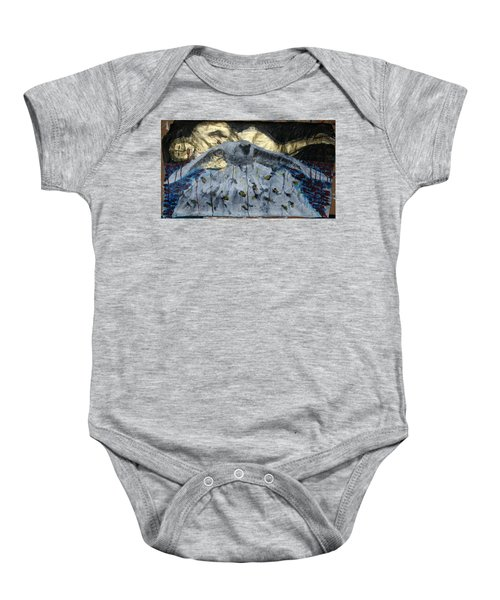 Don't Fight Your Dreams Baby Onesie