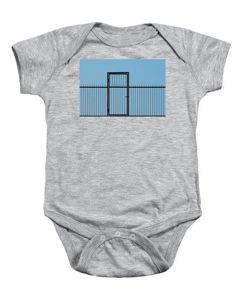 Door To The Sky Baby Onesie