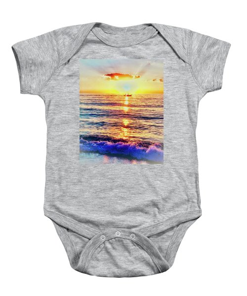 Downtime Baby Onesie