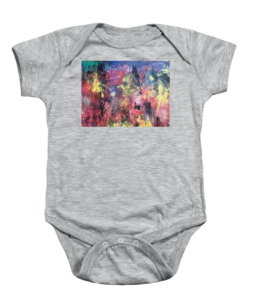 Downtown Sac Baby Onesie