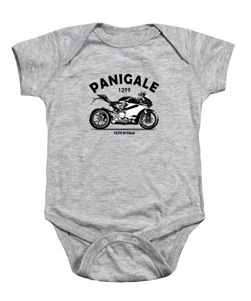 Ducati Panigale Baby Onesie