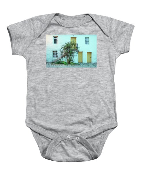 Dunkeld. The Cathedral Square. Baby Onesie