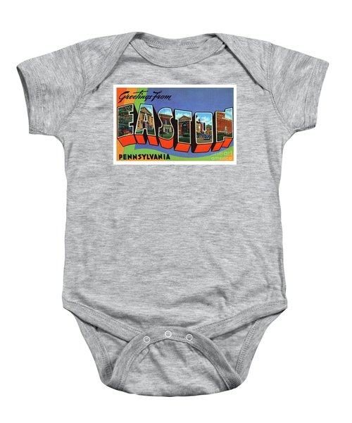 Easton Greetings Baby Onesie