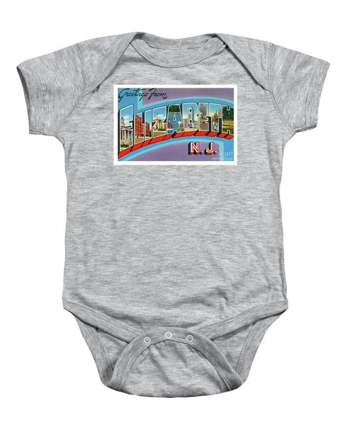 Elizabeth Greetings Baby Onesie