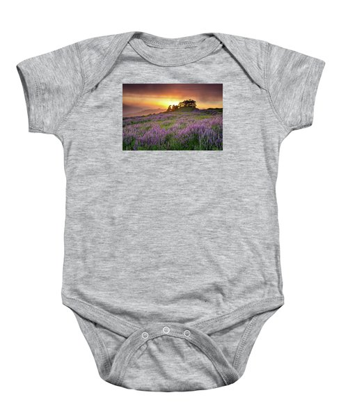 End Of Day Baby Onesie