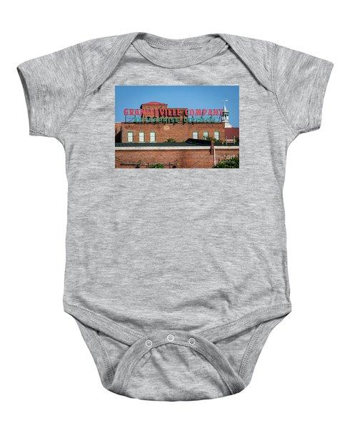 Enterprise Mill - Graniteville Company - Augusta Ga 1 Baby Onesie