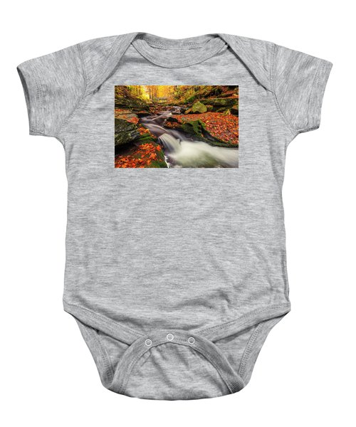 Fall Power Baby Onesie