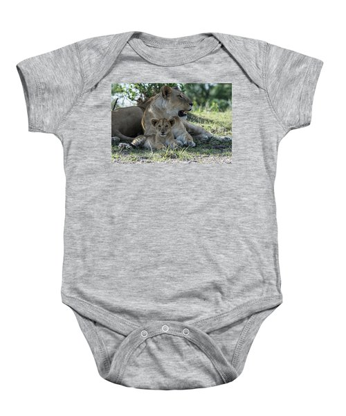 Family Time Baby Onesie
