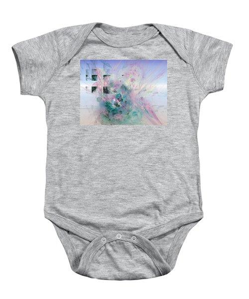 Fleet In Being Baby Onesie