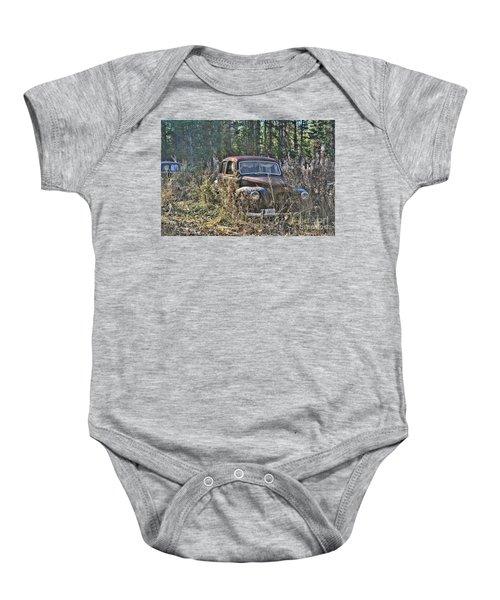Forest Finds Baby Onesie