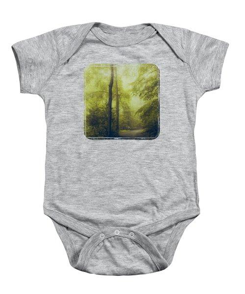 Forest Walk Baby Onesie