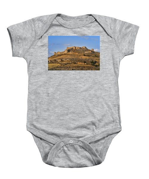 Fortress Larissa Baby Onesie