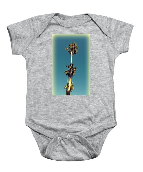 Four On Abbott Baby Onesie