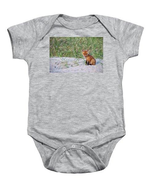 Fox Kit Baby Onesie