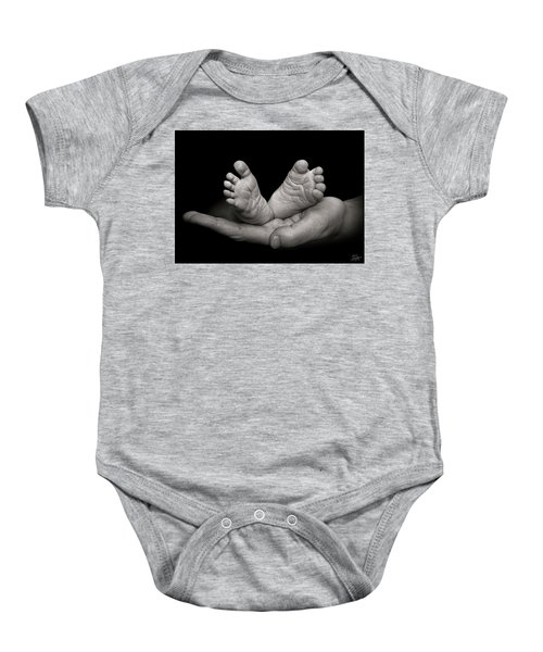 From Generation To Generation Baby Onesie