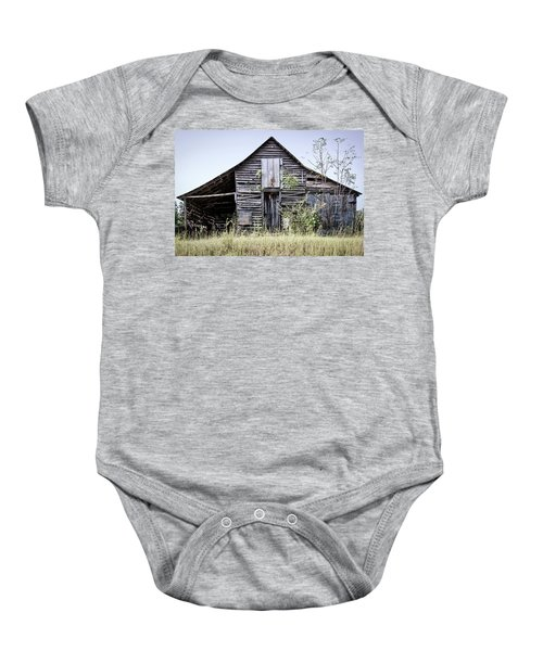 Georgia Barn Baby Onesie