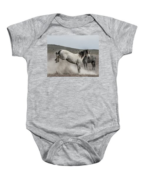 Getting Some Air Baby Onesie