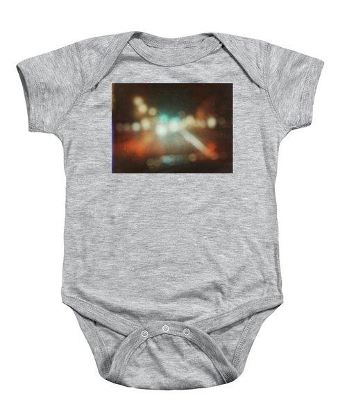 ghosts V Baby Onesie