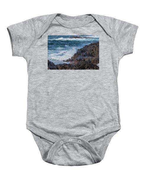 Giant's Causeway Baby Onesie