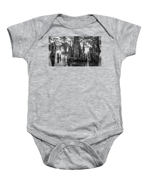 Grand Lake Cypress Baby Onesie
