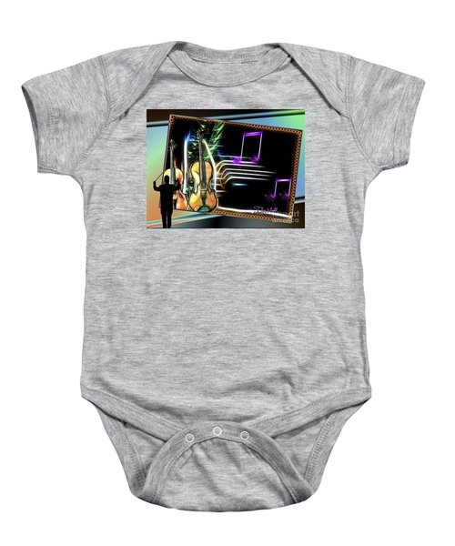 Grand Musicology Baby Onesie