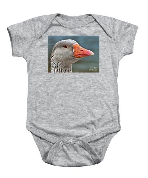 Grey Goose Baby Onesie