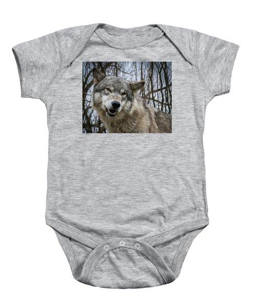 Grrrrrrrr Baby Onesie