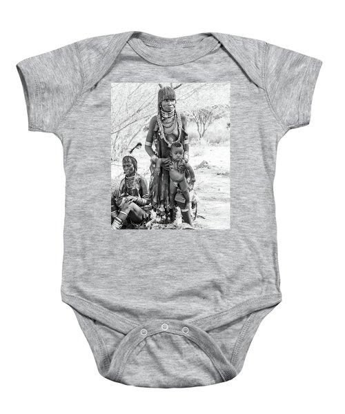 Hammer Women And Child Baby Onesie
