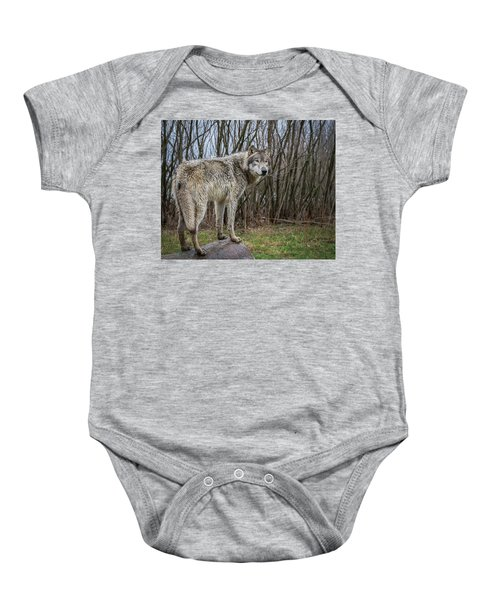 Hangin' Out Baby Onesie