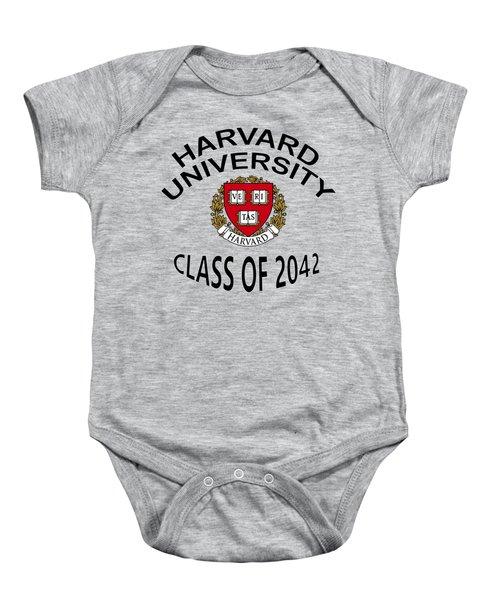 Harvard University Class Of 2042 Baby Onesie