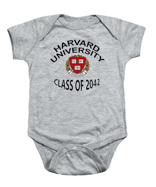 Harvard University Class Of 2042 Baby Onesie