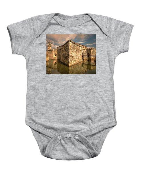 Havana Fortress Baby Onesie