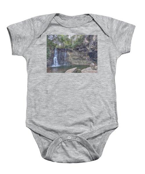 Hayden Falls Baby Onesie