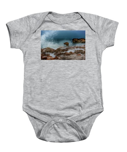 Head Of The Dragon Baby Onesie