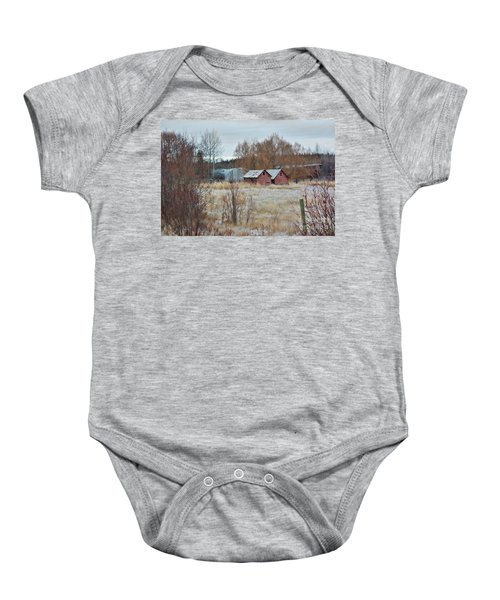 His And Hers Baby Onesie