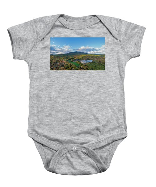 Home Of My Youth  Baby Onesie