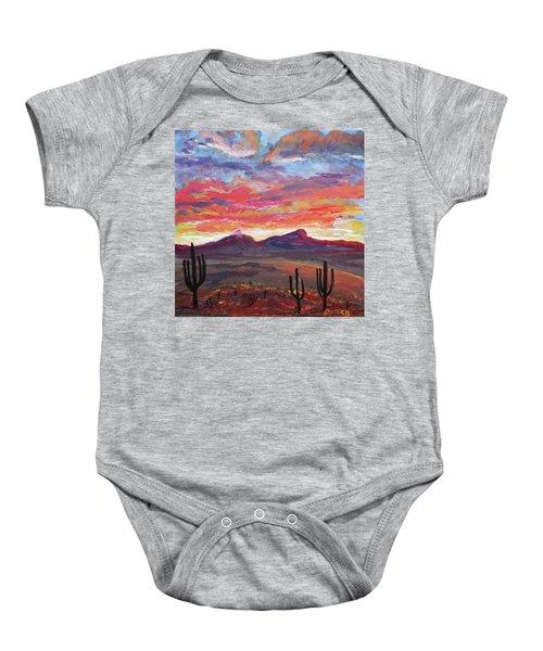 How I See Arizona Baby Onesie