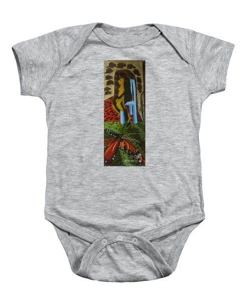 Humans And Their Capabilities Baby Onesie