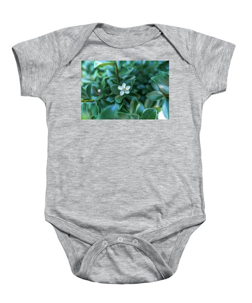 In The Garden Baby Onesie
