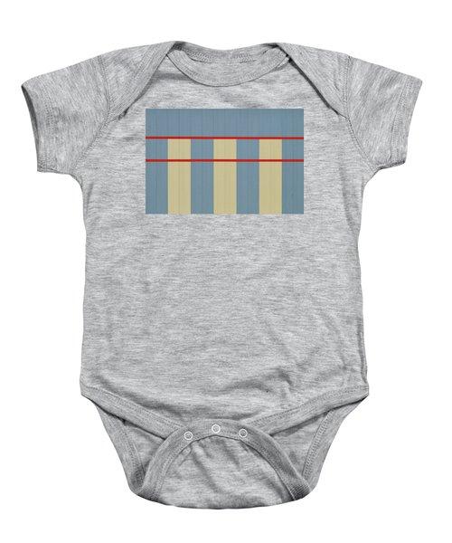 Industrial Minimalism 8 Baby Onesie