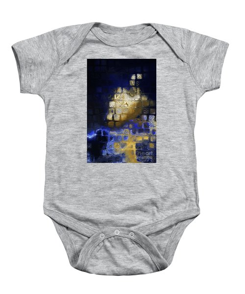 John 16 13. He Will Guide You Baby Onesie