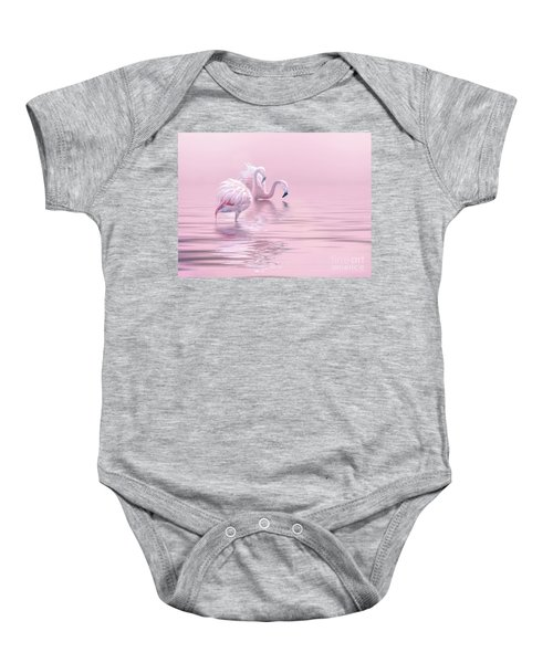 Just The Two Of Us Baby Onesie