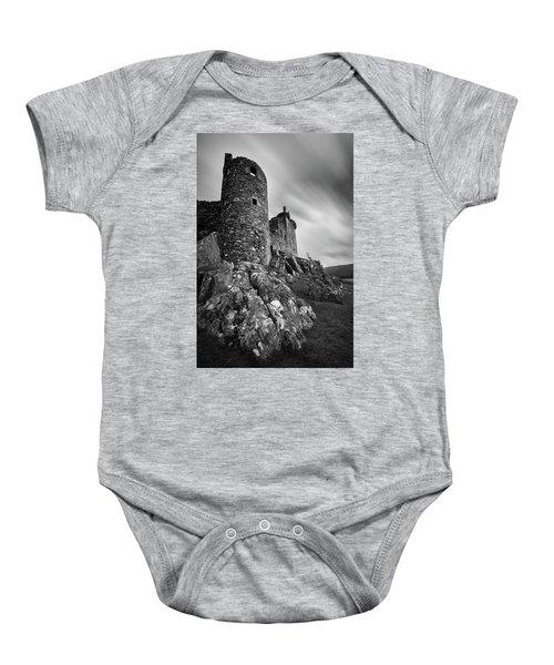 Kilchurn Castle Walls Baby Onesie