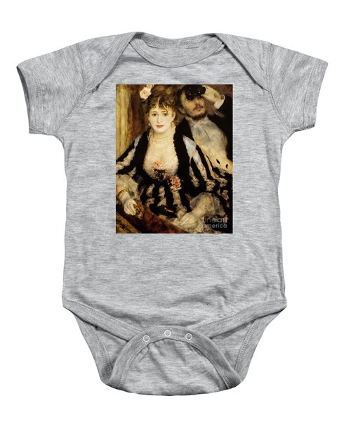 The Theatre Box Baby Onesie