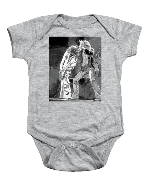 f71d52834 Jimmy Page Baby Onesies | Fine Art America