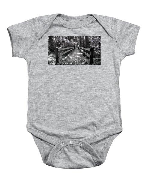 Leelanau Trail Baby Onesie